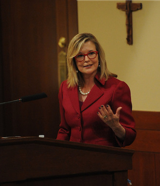 Kathleen Parker, Red Smith Lecture 2012