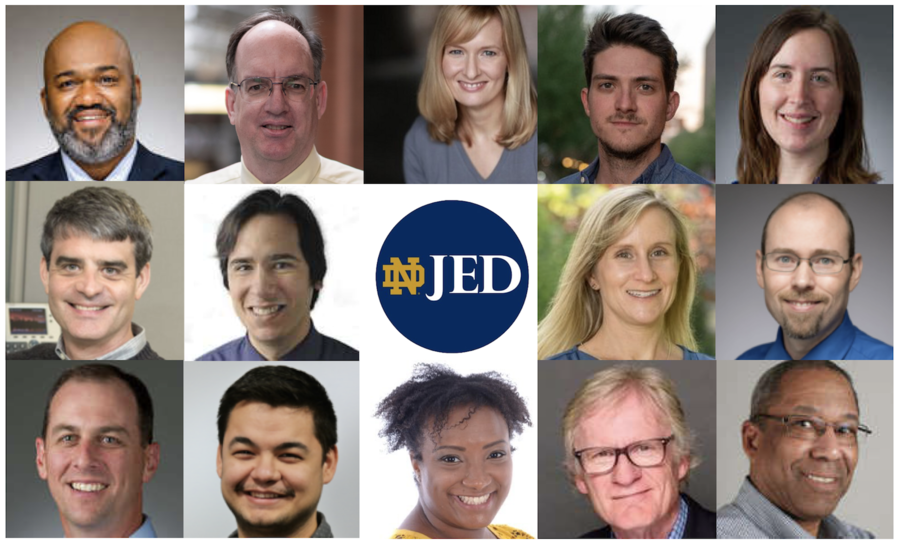 Ndjed Faculty Fall 2020